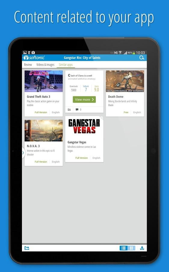 Softonic 2675 apk download android news magazines apps softonic 2675 screenshot 13 gumiabroncs Choice Image