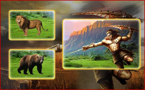 Jungle Warrior 2016 1.0 screenshot 1