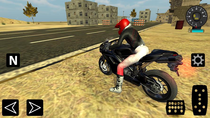 City Trial Motorbike 1 5 Apk