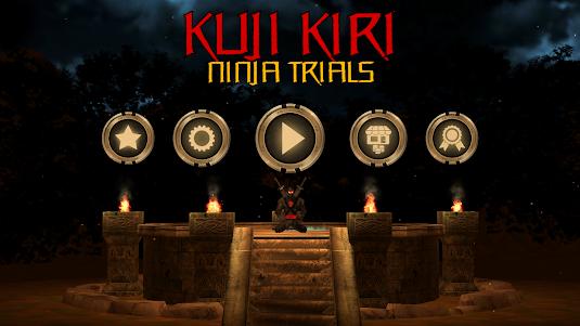 Kuji Kiri: Ninja Trials 1.01 screenshot 1