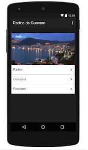 Radios de Guerrero 1.0 screenshot 1