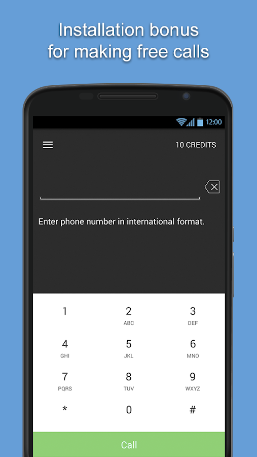iEvaphone: Free international calls to mobile 3 7 5 APK Download
