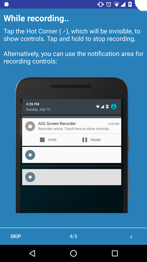 ace screen recorder w facecam 1 19 apk download android tools apps