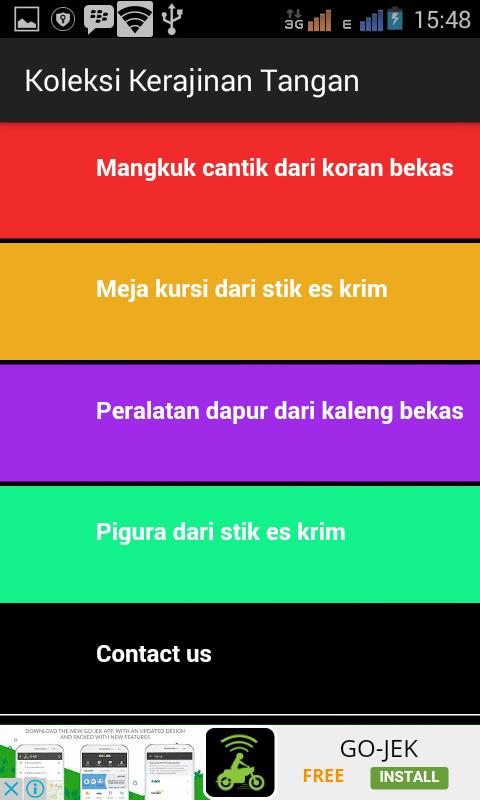 Koleksi Kerajinan Tangan 1.0 APK Download - Android Lifestyle Apps 5ae366f85c