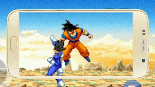 War For Super Goku Boy 1.0.2 screenshot 1