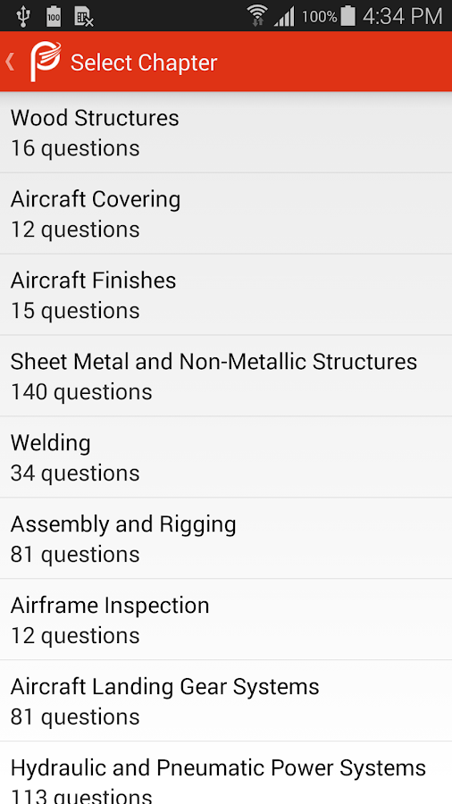 Aircraft Mechanic college board subject test practice