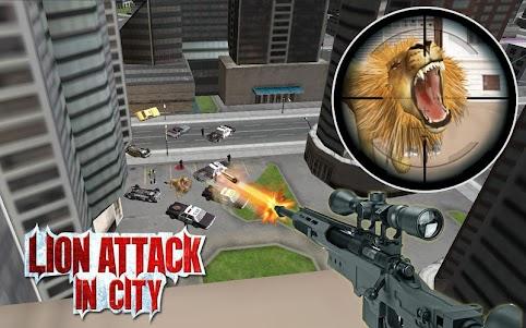 Monster Lion Attack 1.2 screenshot 4