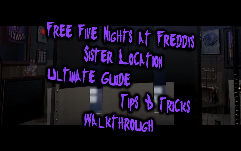 fnaf sister location download pc for android