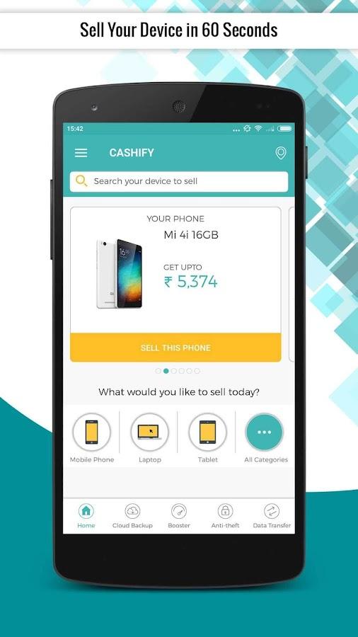 81e459f47af cloud download Download APK File · Cashify - Sell Old   Used Mobile Phones  Online 3.2.15 screenshot 1 ...