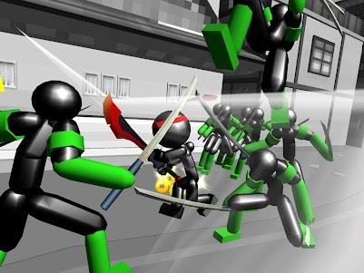 Stickman Ninja Fighting 1.04 screenshot 7