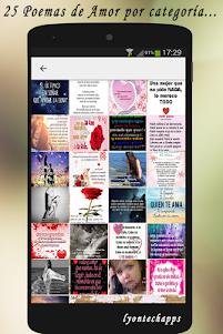 Poemas de Amor en Imagenes 1.01 screenshot 9