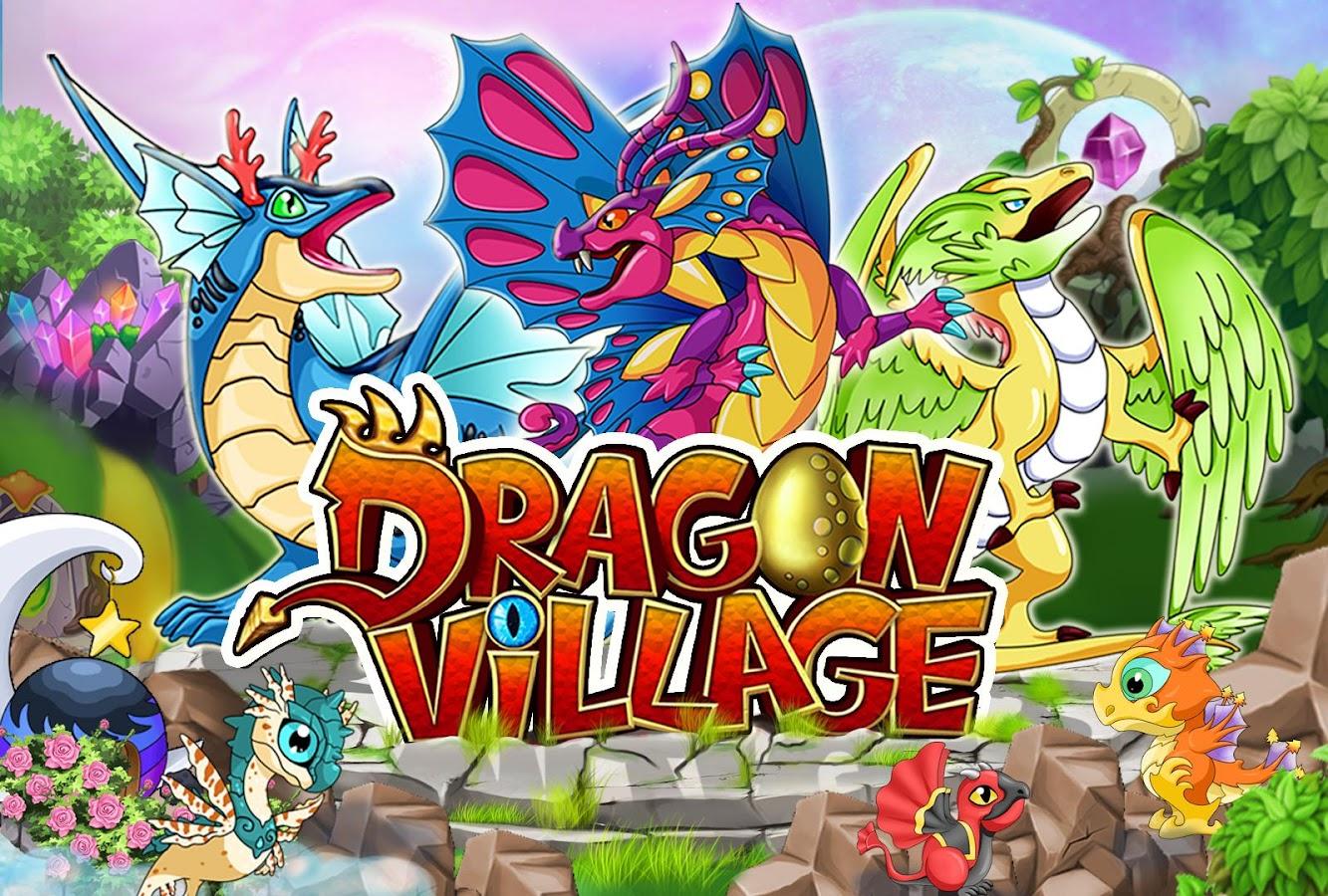 dragon village 2 mod apk unlimited money and gems
