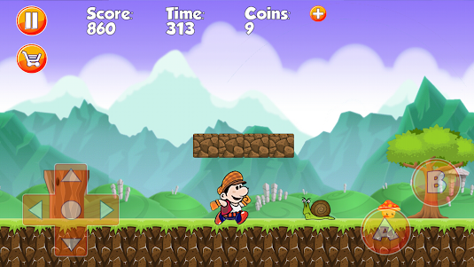 Super Drake Jungle World 1.0 screenshot 3