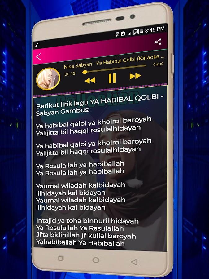 Nissa Sabyan Full Collection + Karaoke Liyrics 1 0 APK