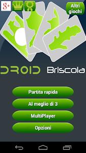 Briscola HD  screenshot 1