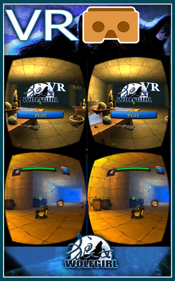 97ff577b386 Wolf Girl VR 3.1 APK Download - Android Arcade Games