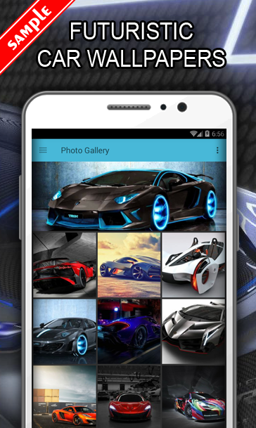 Futuristic Cars Wallpapers Hd 12 Apk Download Android