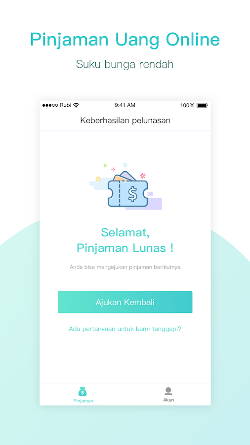 Download Tascash Dompet Online Anda 1 3 5 Apk Android Tools Apps