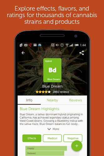Leafly Marijuan... Leafly App