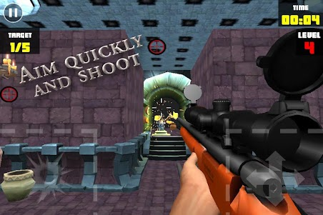 Ultimate Shooting Sniper Game 1.1 screenshot 1