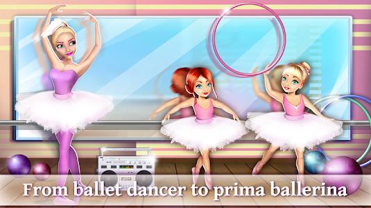 Ballerina Princess Debut Maker 6.0 screenshot 4