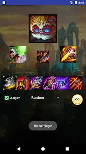 LRBG - LoL Random 2.1 screenshot 3