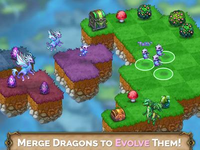 Merge Dragons 1.2.2 screenshot 2