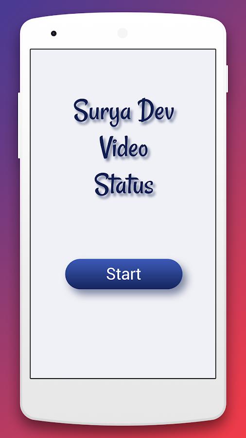 Surya Dev Video Songs Status : Aarti & Mantra 1 3 APK Download