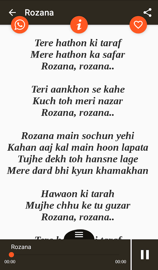 National Day Of Reconciliation ⁓ The Fastest Rozana Song