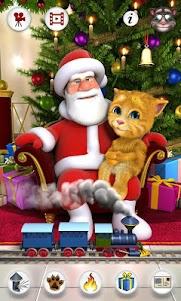 Talking Santa meets Ginger +  screenshot 5