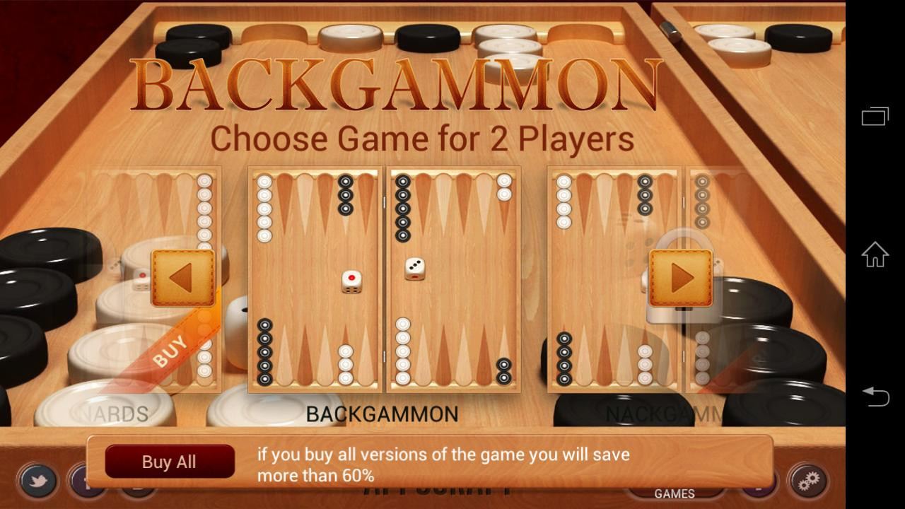 Backgammon 2.5 APK Download