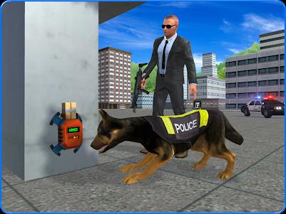 LA Police Dog Crime Patrol : Thief Chase Mission 1.1 screenshot 13