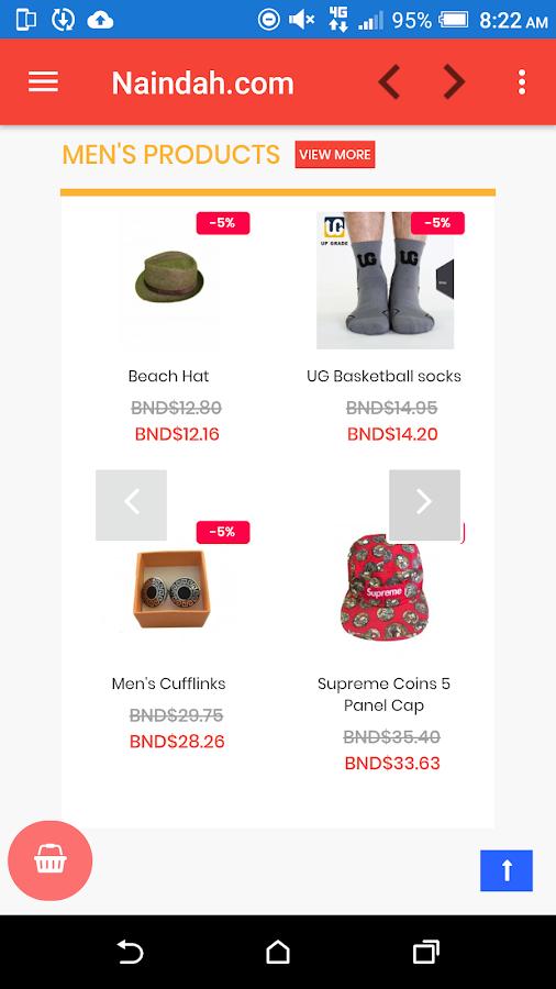 Naindah com - Brunei's Largest Online Shopping 1 0 APK Download