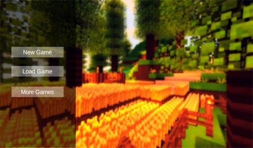 Epic craft: Adventure world 3D 1.0 screenshot 3