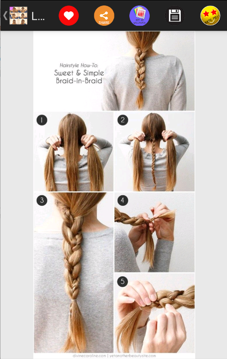 Long Hairstyle Tips and Tuts 1.0 APK Download - Android Lifestyle Apps