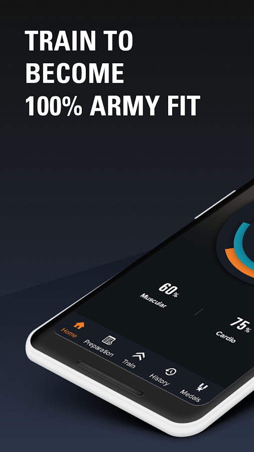 100 army fit strength running workout tracker 2 0 3 apk obb