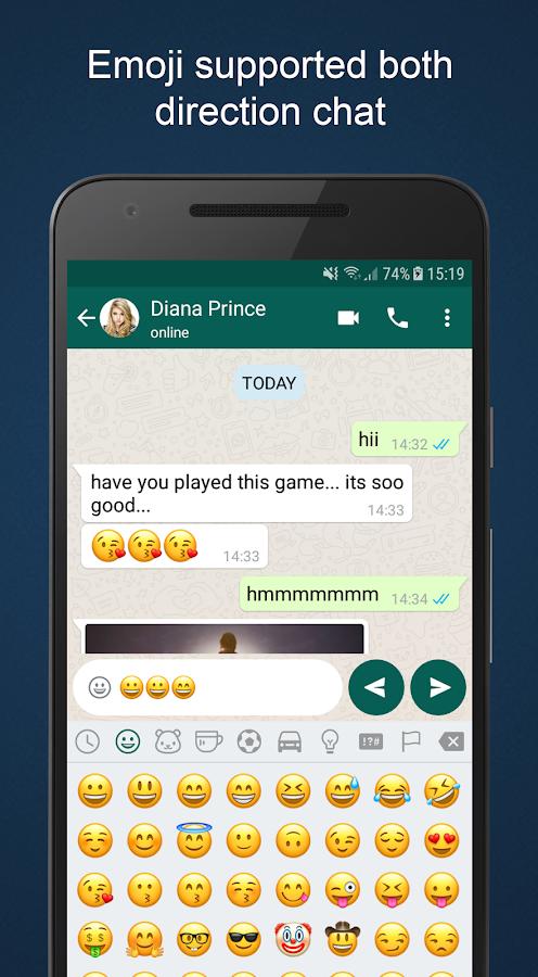 WhatsMock Pro (Ad-Free) - Prank chat 1 7 1 APK Download