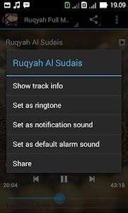 Ruqyah Pengusir Syaiton 1.0 screenshot 3
