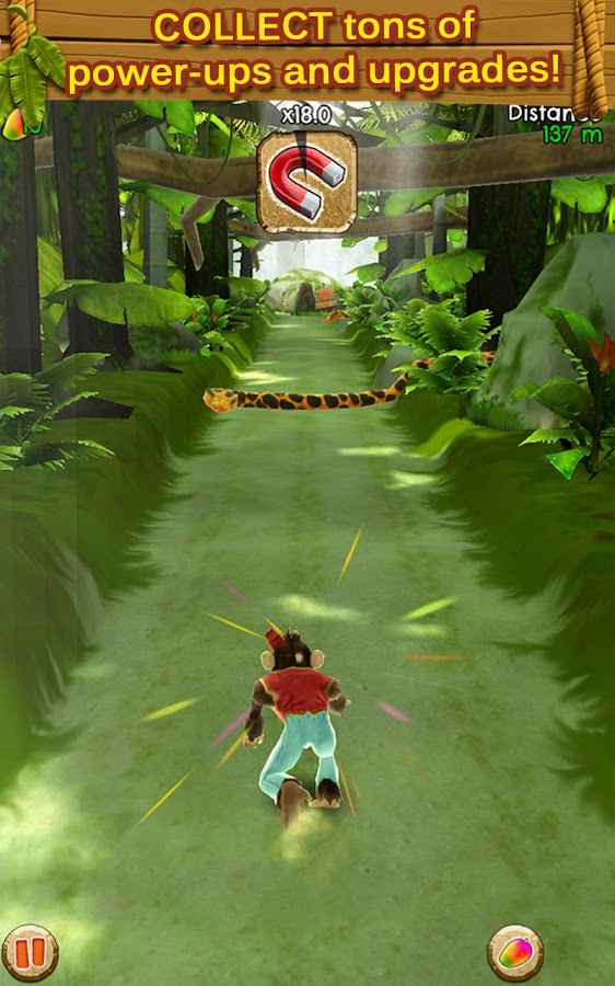 Tarzan Unleashed 1 345 0 APK Download - Android Action Games
