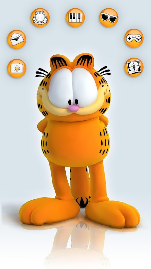 Talking Garfield Free 2 0 9 3 APK Download - Android