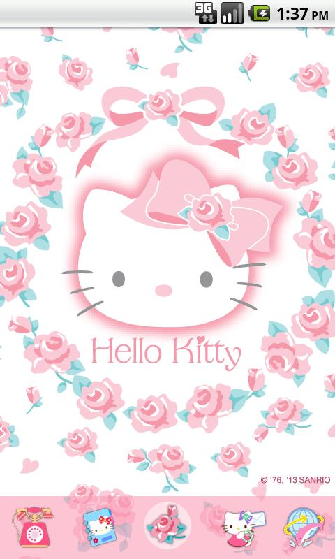 Hello Kitty Love Theme 1 0 APK Download - Android Personalization Apps