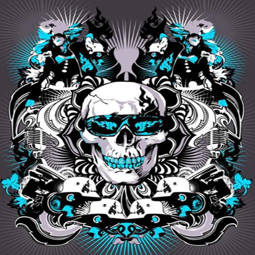 Art Graffiti Skull Wallpaper 1 0 Apk Download Android Cats