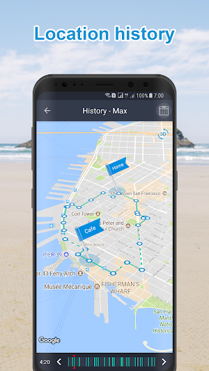 Family GPS Tracker and Chat + Baby Monitor Online APK