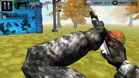 Hunter Kill Wolf Hunting Game 1.1 screenshot 14