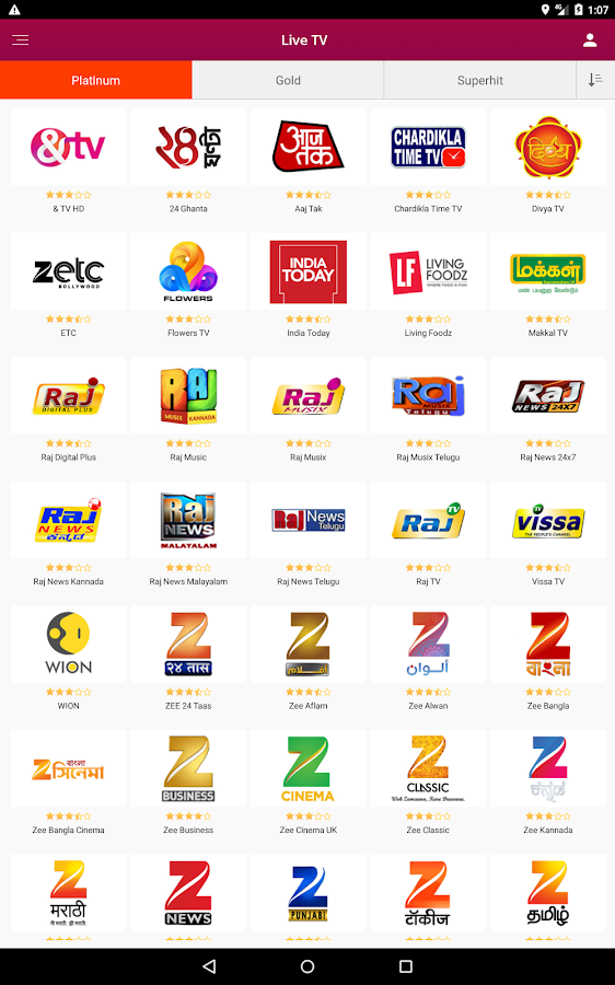dittoTV - Live TV & VoD a2 021 APK Download - Android
