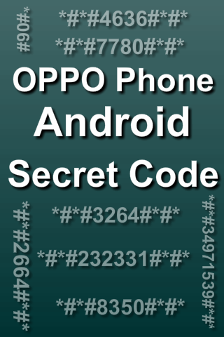 Mobiles Secret Codes of OPPO 1 0 0 APK Download - Android