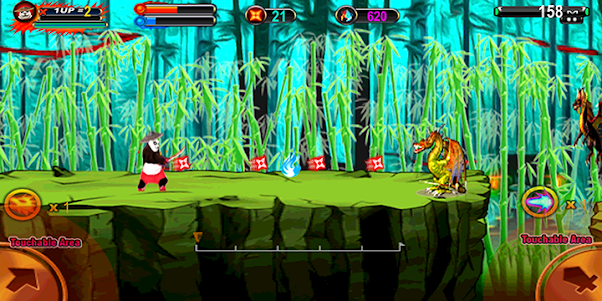 Panda Assassin - Unleashed 1.0 screenshot 3