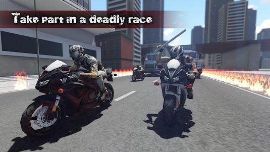 DEATH MOTO LOKO PRO 1.0 screenshot 1