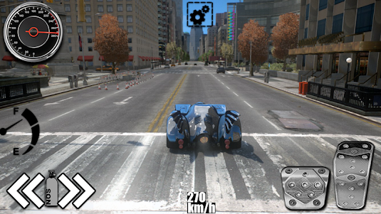 Driving The Batmobile 1.1 screenshot 9