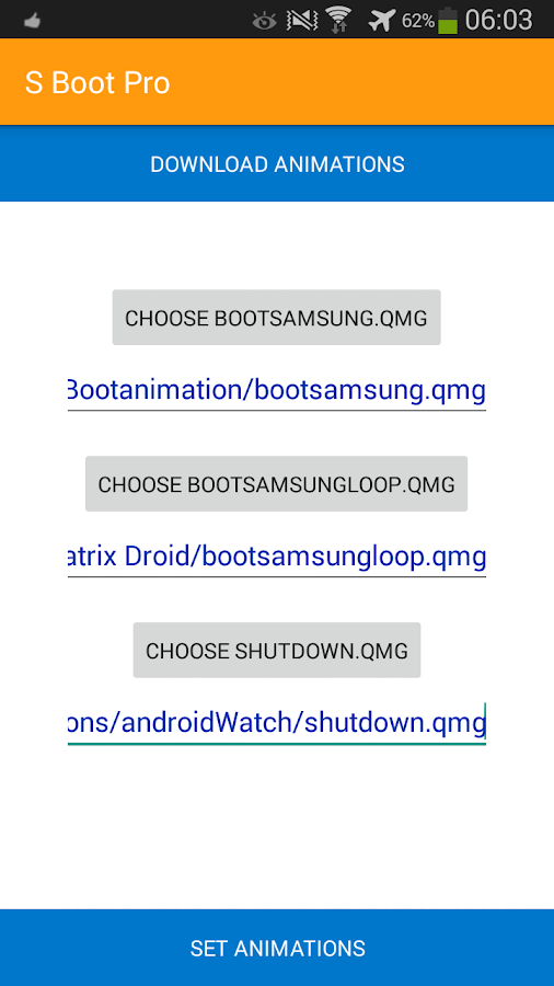 Bootanimation for Samsung 2 7 APK Download - Android Tools Apps